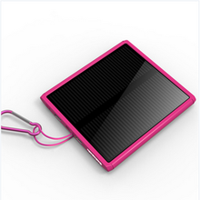 New arrival 15000mah portable solar charger for samsung mobile phone