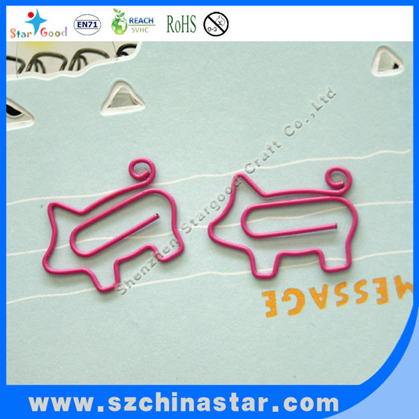 multifunction stationery animal clip stationery