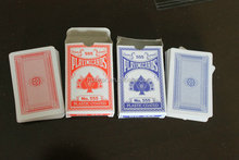 Factory direct supply high-grad simple sense world cup playing card