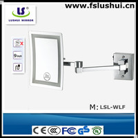 door mirror cover led light