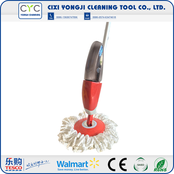 Wholesale In China 2017 new as seen on tv floor cleaning spray mop