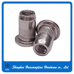 Chinese factory made sheet metal threaded inserts