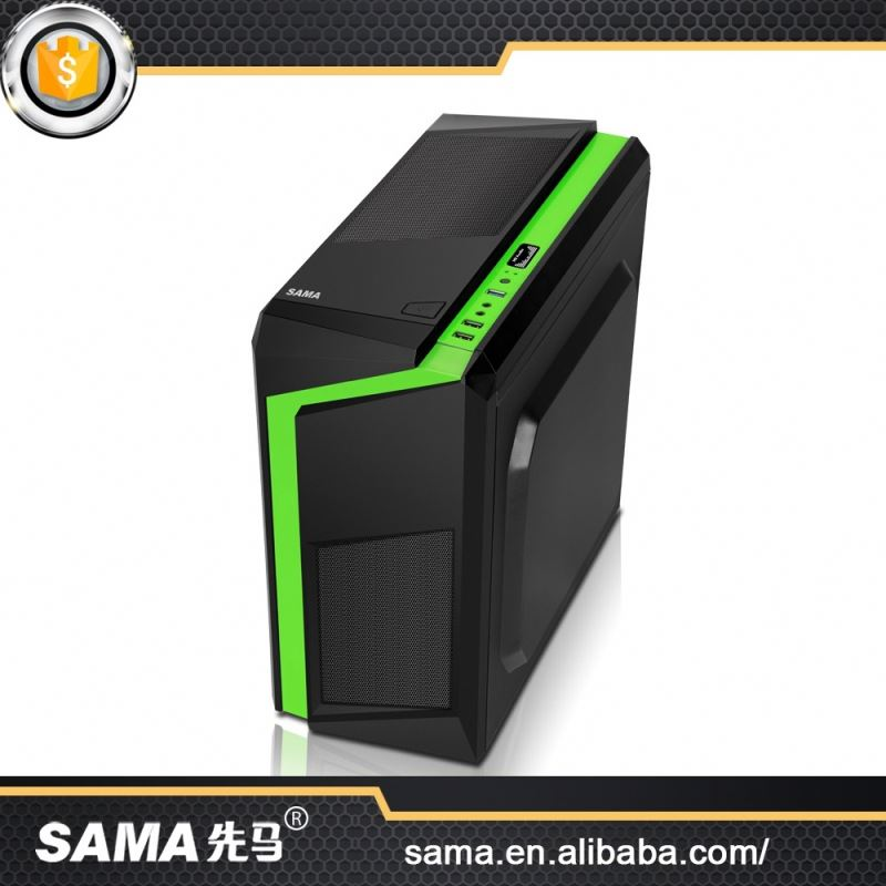 SAMA Modern Stylish Design Wholesale Factory Price Micro Atx Itx Mini Pc Case
