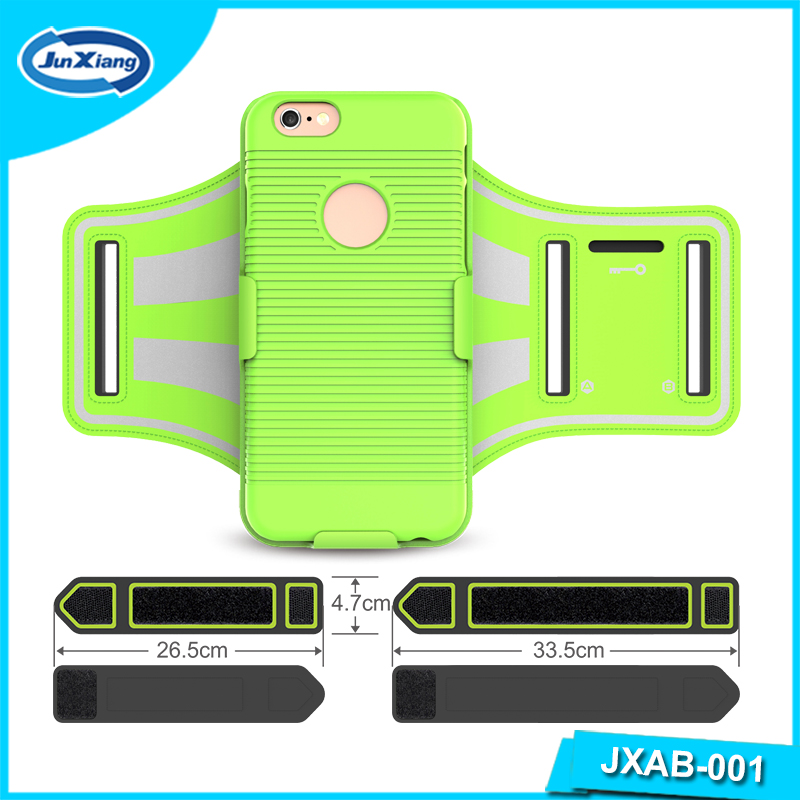 High quality Sports Running Cover Case Armband, PC Armband Case Cover for iPhone 6S/ plus