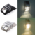 New Released LED Stainless Steel Solar Garden Lights Stair Lights Fence Wall Lights (YH0607-PIR)