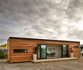 Multifunctional canadian prefabricated wood house with CE certificate