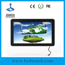 Hushida 22 inch lcd display no frame slim