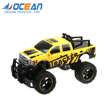 Boys cool race mini suv 2ch remote car toys with 1:14 rc car body