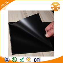 black PVC vinyl sheeting PVC sheet black PVC rigid sheet board