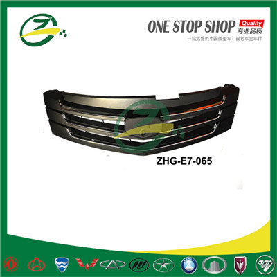 spare parts for geely emgrand ec7 front griller for geely car 1068050236