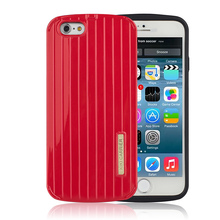 alibab travel Luggage hybrid phone cover for iphone6