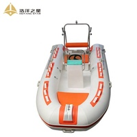 2019 New Design RIB Inflatable Fishing Boat 360 With CE