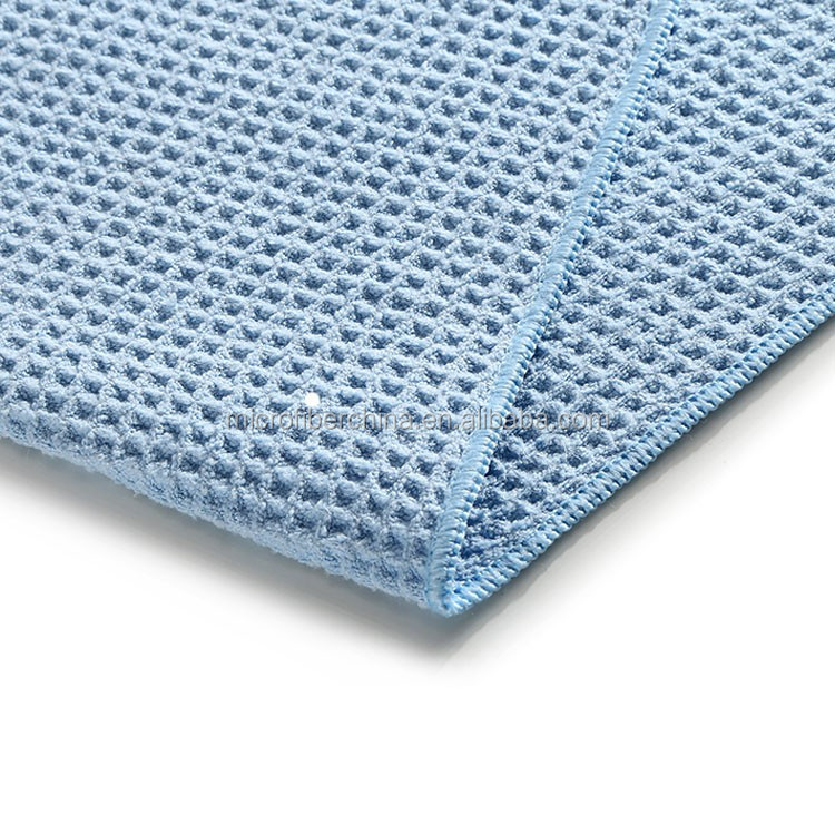 microfiber waffle cleaning towel drying towel