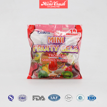 Mini Fruit Seaweed Jelly Halal Jelly Sweet Jelly Pudding Cup
