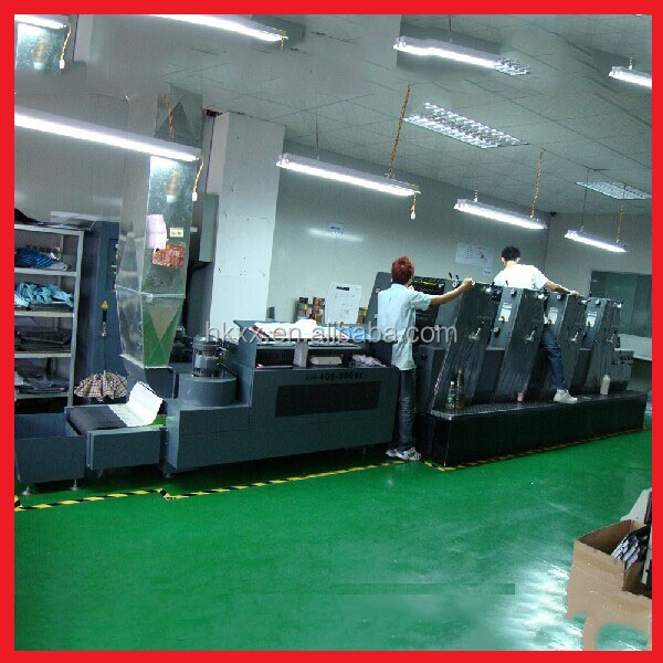 High speed PVC ID cards making offset printing machine marched UV curing machine
