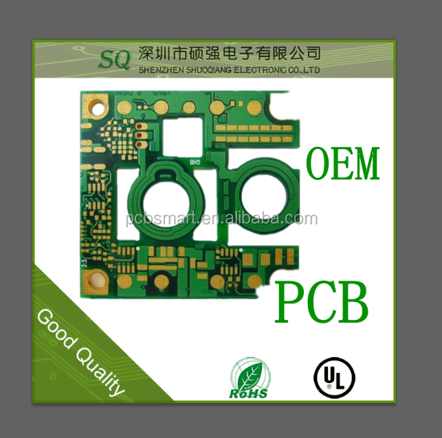 4 layer pcb prototype audio amplifier pcb assembly