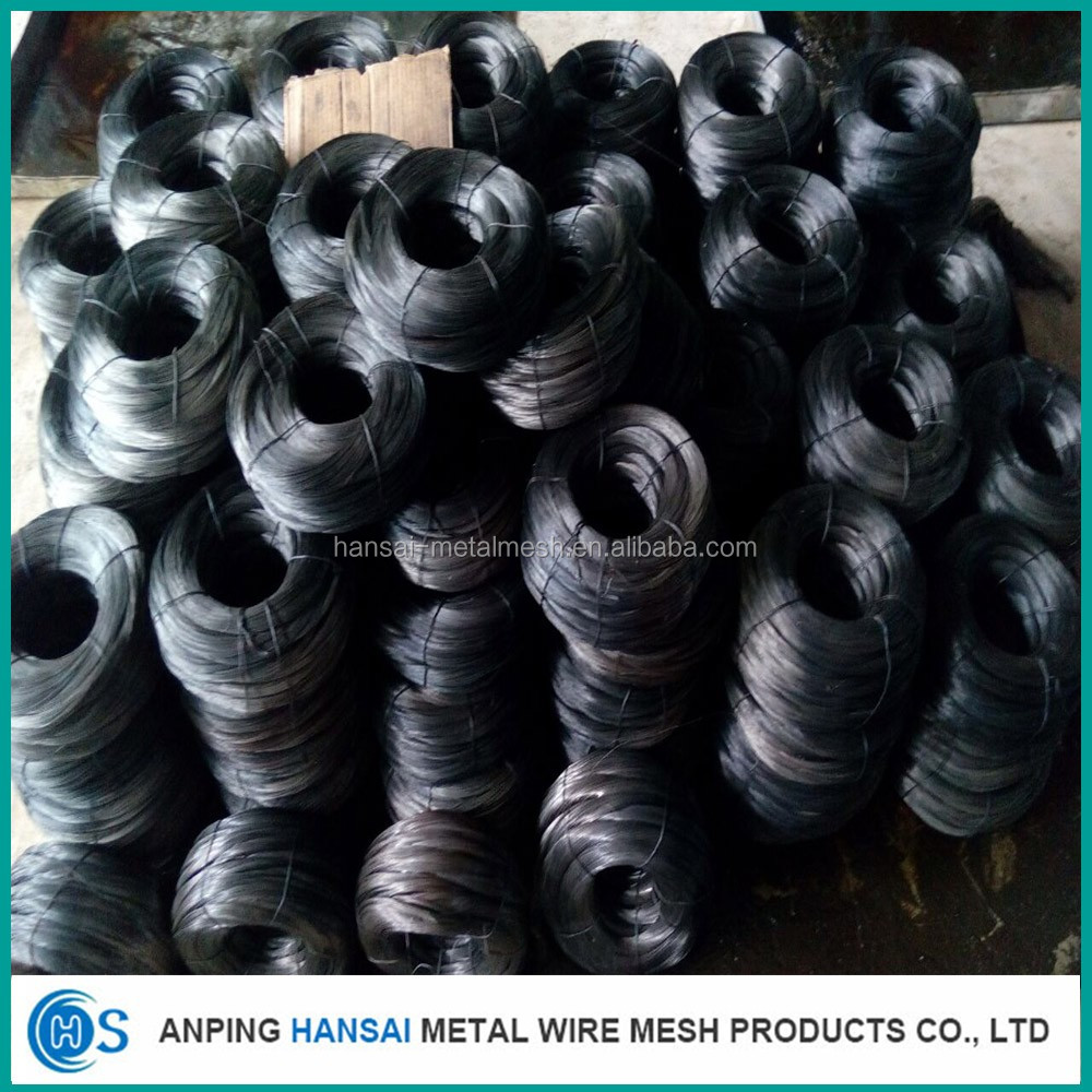 Low price black annealed binding wire( FACTORY!!!)