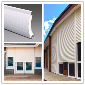Germany style aluminum rolling shutters aluminium sliding for Sliding glass doors germany