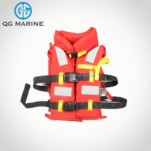SOLAS Marine Offshore Life Jacket with whistle