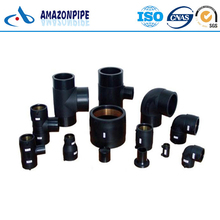 2016 Best Selling HDPE pipe plug and connector,Hdpe compression pipe fittings for water supply,irrigation