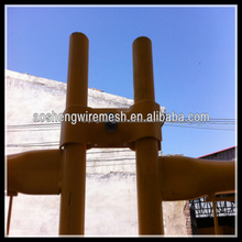 Demolition sites temporary fence(China Factory)/high quality galvanized temporary fence panels hot sale/temporary fence