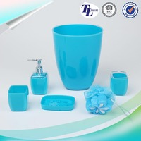 Pretty Promotional Ps Plastic cheap bathroom sets