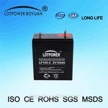accumulator battery The most popular buy ups 2v 100ah battery valve regulated lead acid online battery all over the world