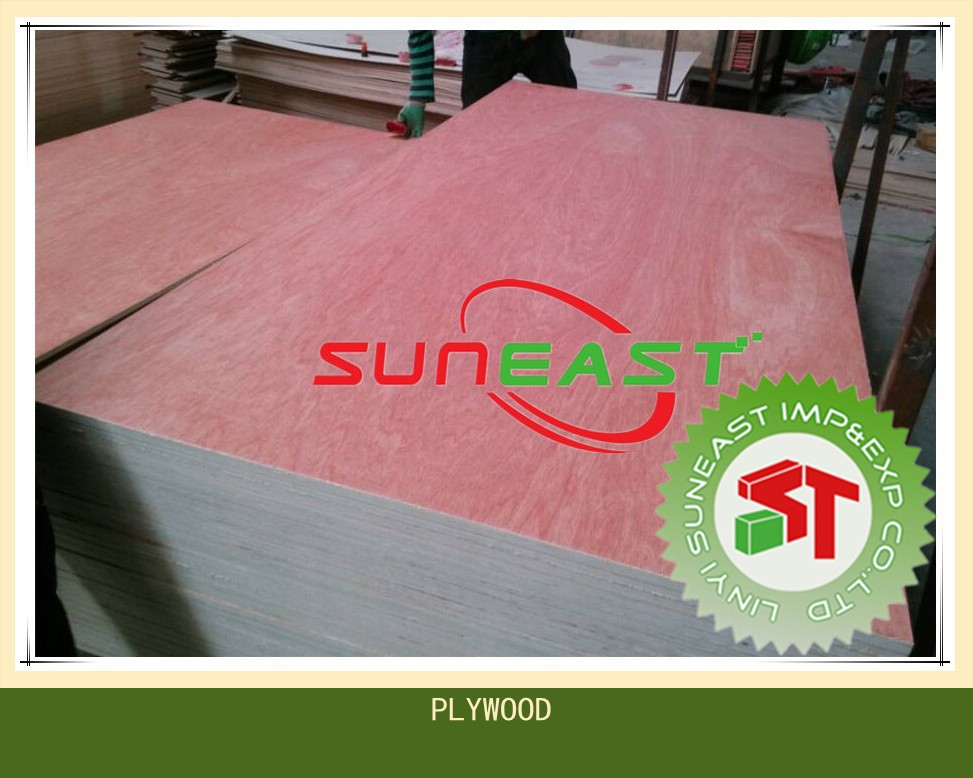Red hardwood plywood sheet,timber wood,sawn timber