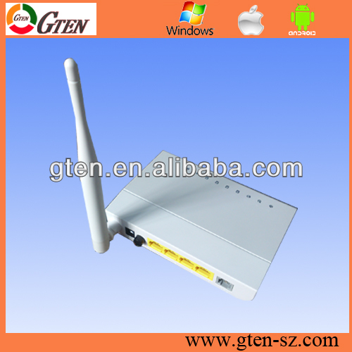 anywhere unblocked New model 150Mbps Wireless 802.11N tp-link td-w89841n 300m adsl wireless modem router 4 Ethernet Port
