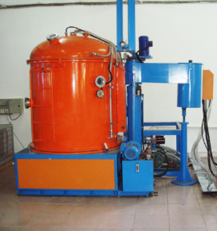 Vacuum heating equipment plasma nitriding furnace with Programmable Controller