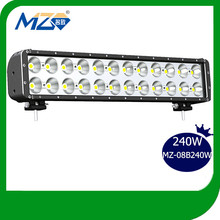 Guangzhou Best Auto Parts Firm Wholesale Custom Jeep Part 240w High Lumens LED Car Headlight
