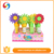 CB1803604 Bubble blow stick sunflower bubble