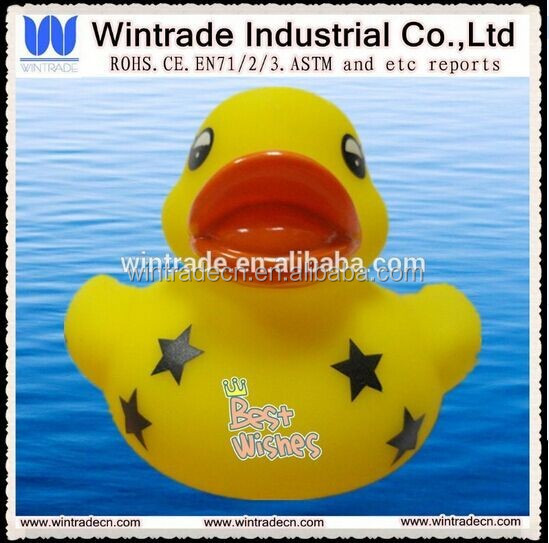 welcome design Baby Toy Bath Cute Rubber Duck toy