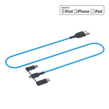 2018 New Design USB 3.1 Colorful Type C/M TPE type c to vga For Apple iphone 6 7 8 <strong>x</strong> <strong>android</strong>