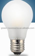 2w ce rohs Erp 230v dimmable led filament bulb, filament led light, all glass e26 led bulb