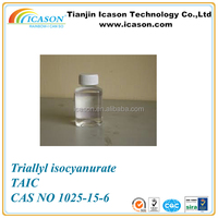 Crosslinking Agent TAIC taic powdery/liquid, High quality taic 99% cas no 1025-15-6 with fastest delivery from factory