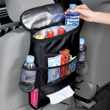 Car seat-Board insulation bags seat back storage multi-purpose storage bags New style cooler pack