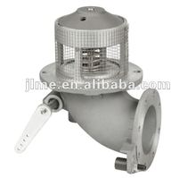 Gasoline/Diesel Tanker Bottom Valve Mechanical Emergency Valve