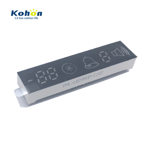 Hot Small Bi-color Digital Display High Quality LED Indoor Timer