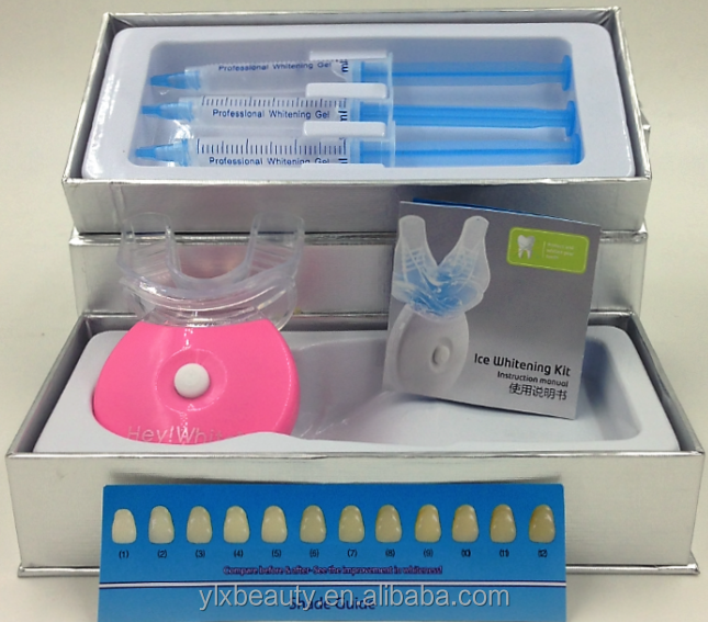 HOME TEETH WHITENING KIT TOOTH WHITENER GEL BLEACH WHITE DENTAL - PROFESSIONAL