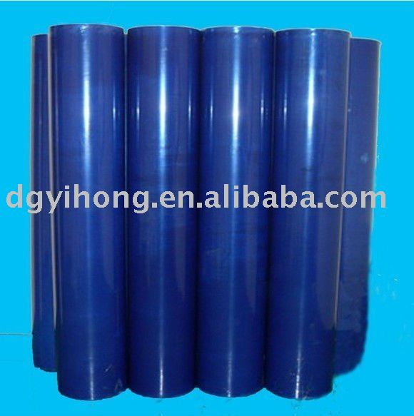 Blue PE Film &PE Protection Film for Steel mirror plate YH-257