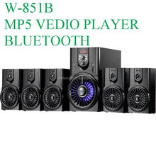 music system for home use with USB/SD/FM/Led Display/Remote Control