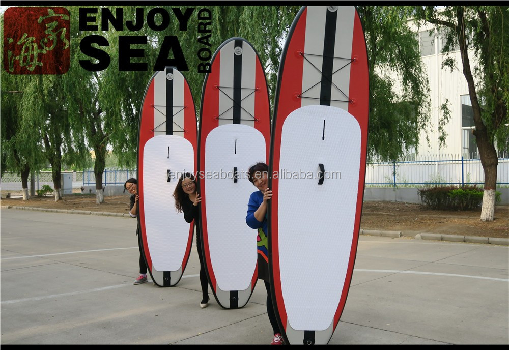 2016 Fashionable Hot sale surfboard sup windsurf inflatable stand up paddle board New design muti-purpose paddleboard sup