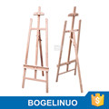 professional 1.55m pine wooden easel wholesale easel wood easel stand