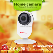 Home wireless SD Card IP Camera ,110 Degree HD 720P Two-way Audio home security cctv camera ,HD mini PTZ camera
