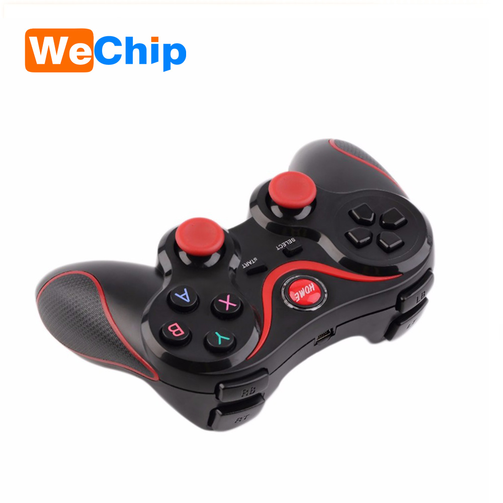 Terios T3 Top quality smart bluetooth gamepad for android mini pc T3 wireless gamepad controller