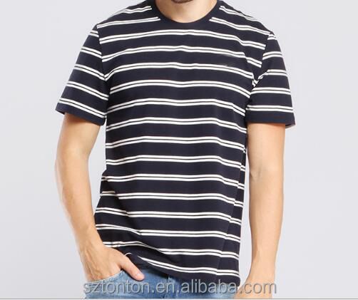 bodybuilding wholesale striped t-shirts, boys dry fit t shirt ,tee shirt