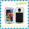 Hot sale metal gorilla waterproof case for samsung galaxy s4 for samsung s4