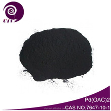 UIV CAS 7440-06-4 Platinum black powder for chemical catalyst