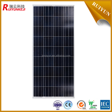 Thin film 30 watts cheap solar panel